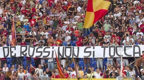 De Rossi non si tocca