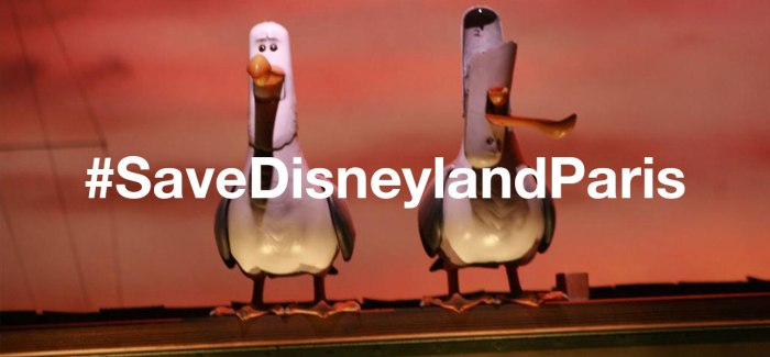 Save Disneyland Paris