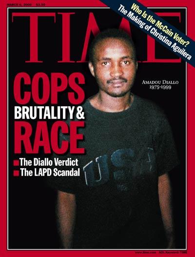 Time Amadou Diallo